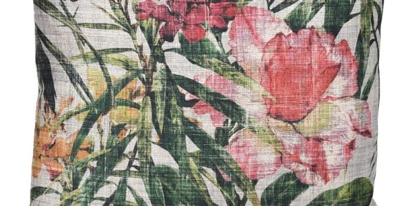 Floral Reeds Cushion Cover