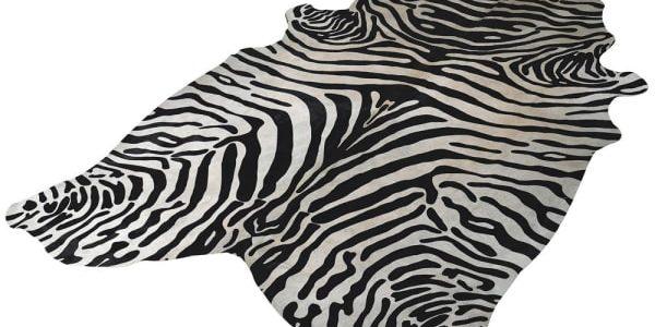 Hairon Zebra Hide